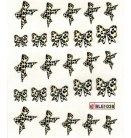 NailArt Sticker BLE1036 - BeautyNail