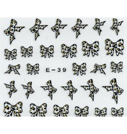 NailArt Sticker E-39 - BeautyNail