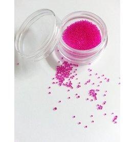 Perlen Dunkel Pink