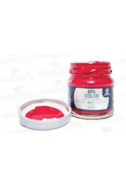 "Acrylfarbe APA Color Karmin"" von Ferrario 40ml"""
