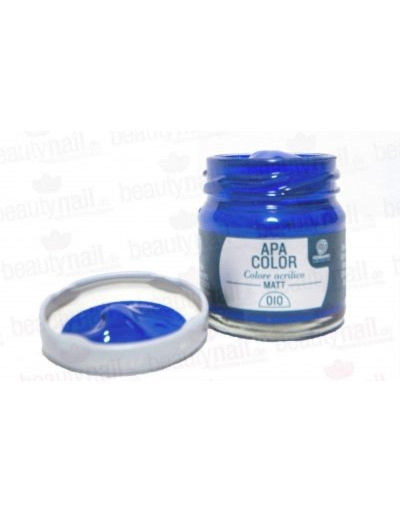 """Acrylfarbe APA Color Ultramarine Blau"""" von Ferrario 40ml"""""""