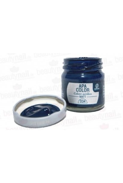 "Acrylfarbe APA Color Preussischblau"" von Ferrario 40ml"""