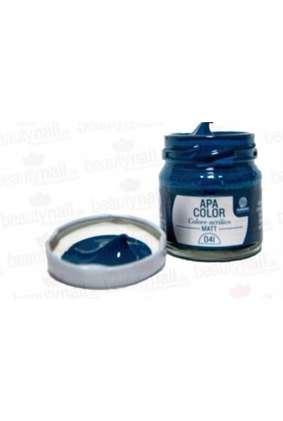 "Acrylfarbe APA Color Ultramarinegrün"" von Ferrario 40ml"""