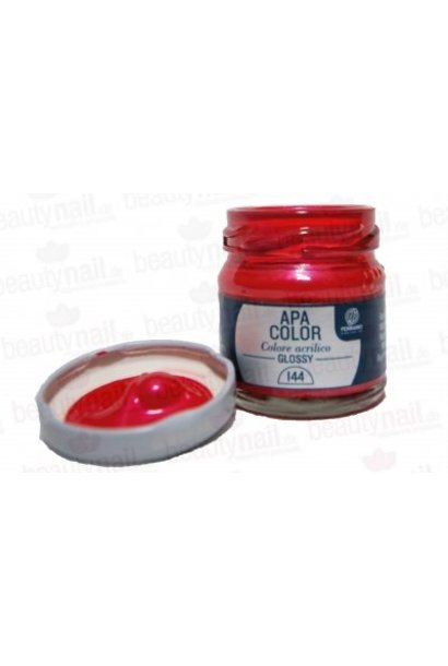 "Acrylfarbe APA Color Metallrot"" von Ferrario 40ml"""