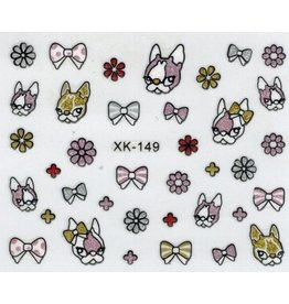 NailArt Sticker X-149