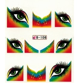 Nailart Sticker B-106