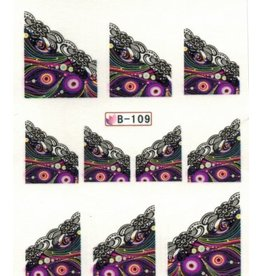 Nailart Sticker B-109