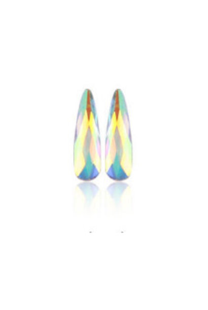 Rhinestones Raindrops - Crystal AB