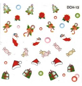NailArt Sticker DCH-13