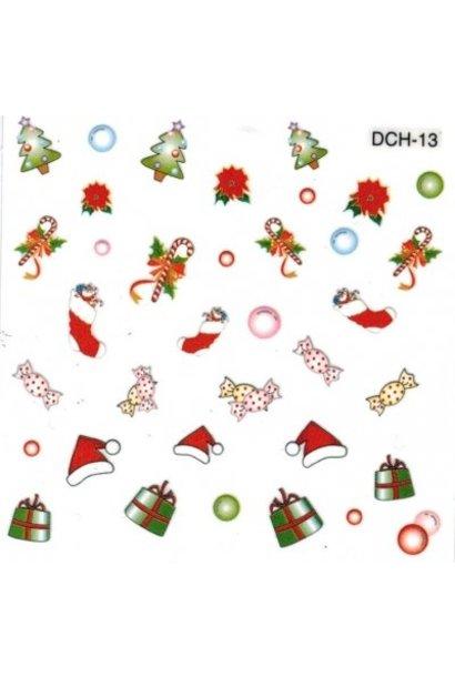 NailArt Sticker DCH-13