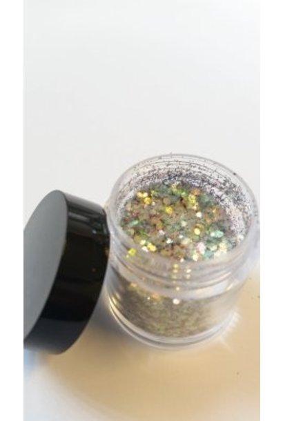 Hologramm Glitter Mix 3