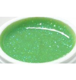 331 | Farbgel by Enzo 5ml - Glitter Green