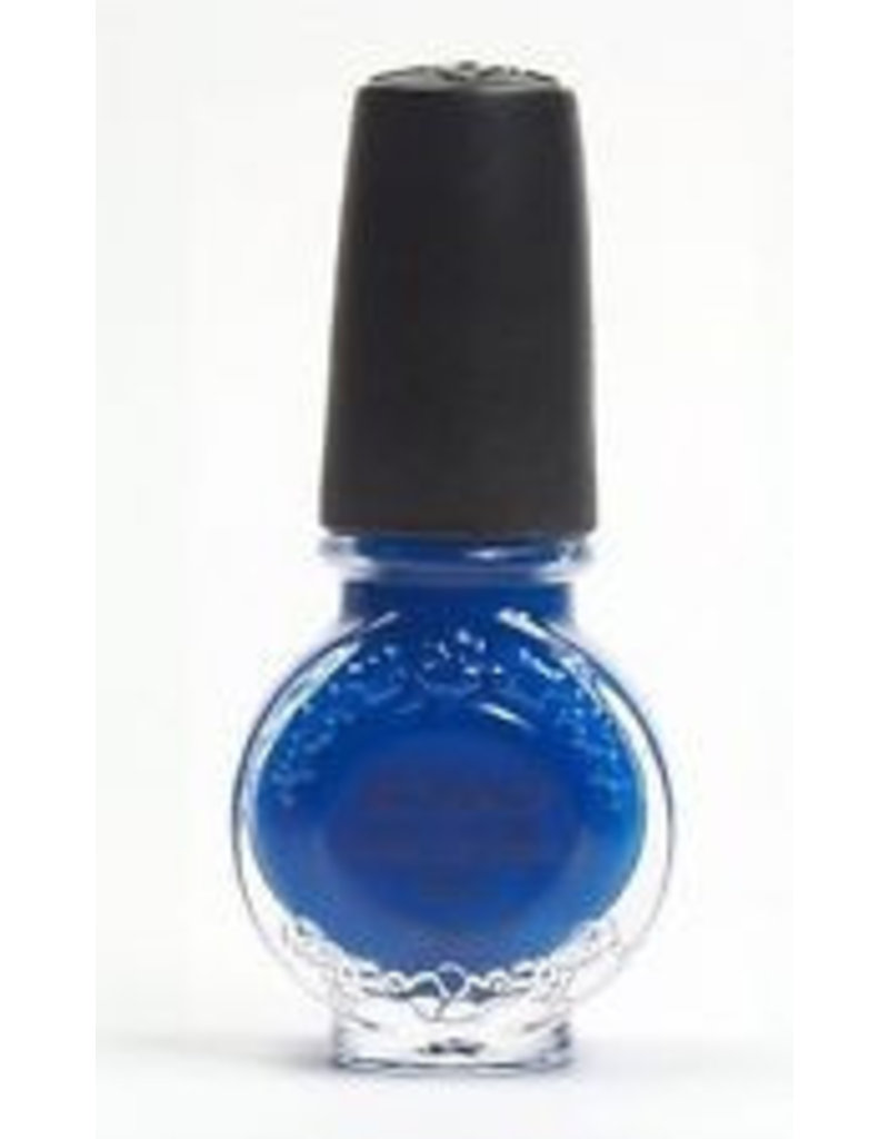 Konad Stamping Lack Dark Blue