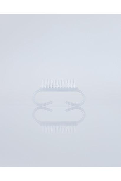 Fingernagel Bürste Mini - Weiß