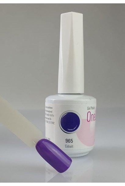 965 | One Lack 12ml - Cobalt