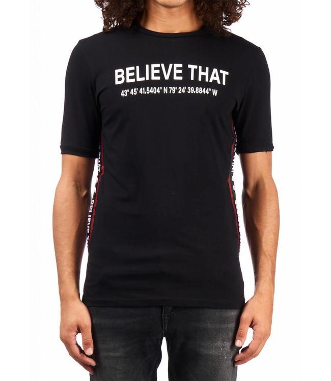BELIEVE THAT BELIEVE THAT - CONTROL - ZWART