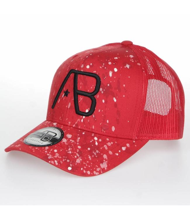 AB LIFESTYLE AB RETRO TRUCKER THE PAINT PET - ROOD