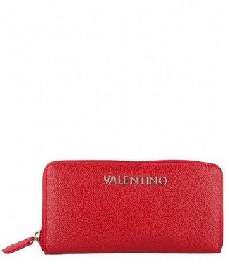 VALENTINO VALENTINO ZIP AROUND WALLET - ROOD