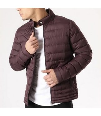 FRILIVIN FRILIVIN DOWN JACKET - BORDEAUX