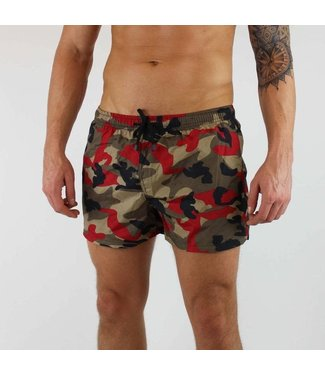 WARREN WEBBER WARREN SWIMSHORT - CAMO ROOD