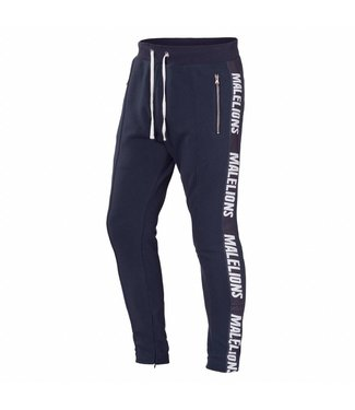 MALELIONS MALELIONS TRACKPANTS STEVEN NAVY
