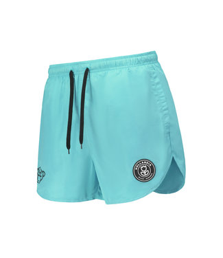 BLACK BANANAS BLACK BANANAS F.C. SWIMSHORT - PASTEL BLAUW