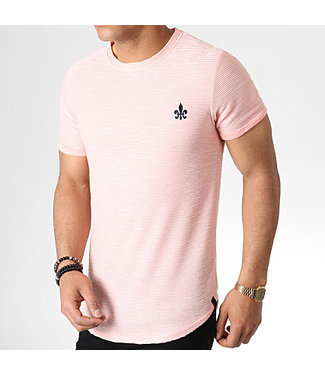 UNIPLAY UNIPLAY SPADE T-SHIRT - ROZE (UP-T613)