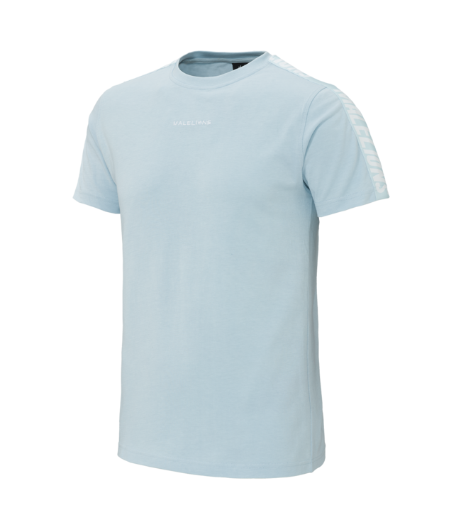 MALELIONS MALELIONS TRACKTEE RYAN - LIGHT BLUE