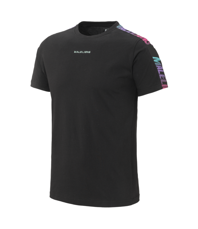 MALELIONS MALELIONS TRACKTEE RYAN - BLACK GRADIENTS