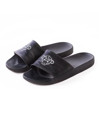 BLACK BANANAS BLACK BANANAS LUXURY SLIDES - ZWART