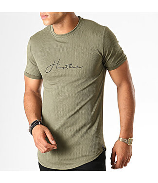UNIPLAY UNIPLAY HUSTLER T-SHIRT - GROEN (UP-T622)
