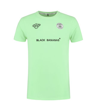BLACK BANANAS BLACK BANANAS F.C. BASIC T-SHIRT - MINT GROEN