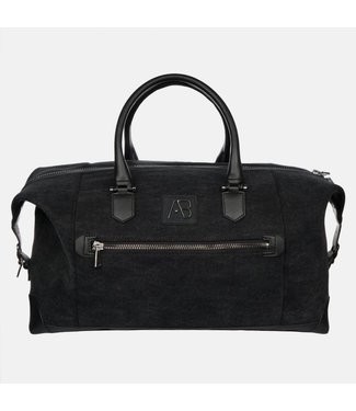 AB LIFESTYLE AB WEEKEND BAG - ZWART