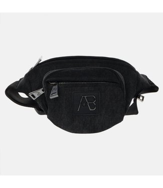 AB LIFESTYLE AB HIP BAG - ZWART