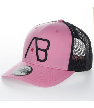 AB LIFESTYLE AB RETRO TRUCKER PET - ROZE