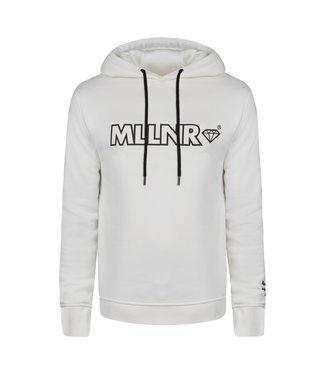 MLLNR MILLIONAIRE HOODIE BERNARD - WIT