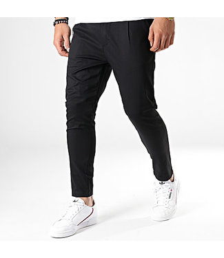 UNIPLAY UNIPLAY STRETCH PANTALON - ZWART (PU903)