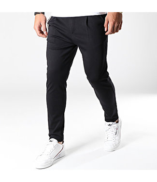 UNIPLAY UNIPLAY STRETCH PANTALON - ZWART (PU904)
