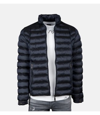 AB LIFESTYLE AB DOWN JACKET - NAVY