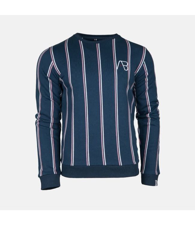 AB LIFESTYLE AB SWEATER LONDEN - NAVY