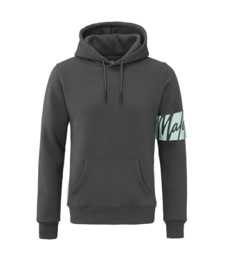 MALELIONS MALELIONS CAPTAIN HOODIE - ANTRA/MINT