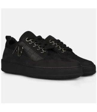 AB LIFESTYLE AB FOOTWEAR CROCODILE - BLACK