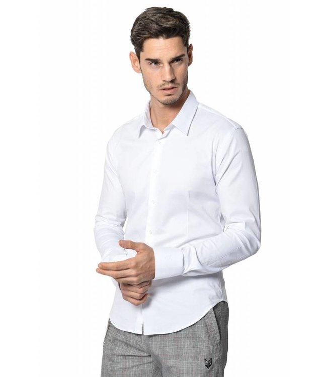 YCLO ENNO SHIRT - WHITE