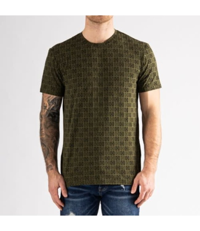 XPLCT XPLCT BLOCKS T-SHIRT - ARMY