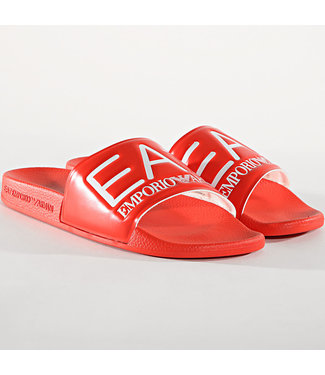 EA7 SLIPPER VISIBILITY - RED