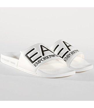 EA7 SLIPPER VISIBILITY - WHITE