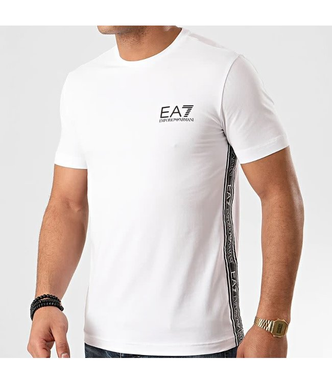 EA7 T-SHIRT - WHITE (3HPT07)