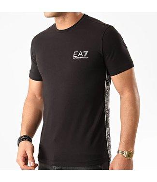 EA7 T-SHIRT - BLACK (PJ03Z)