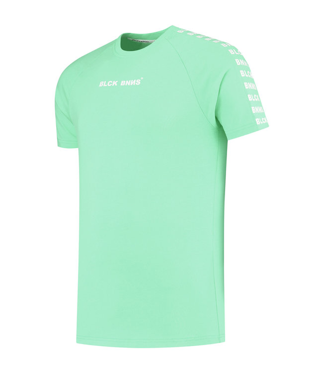 BLACK BANANAS BLCK NEW YORK TEE - MINT GREEN