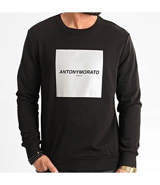 ANTONY MORATO SWEATER - BLACK (MMFL00644)